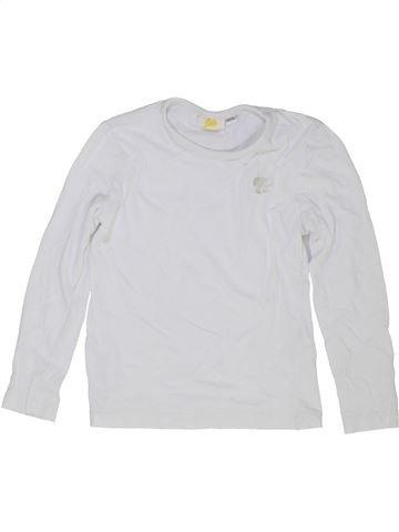 Camiseta de manga larga niña KIDS blanco 6 años invierno #1276725_1