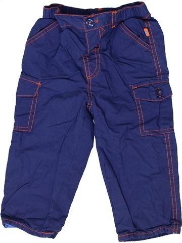 Pantalon garçon BABY violet 2 ans hiver #1277558_1