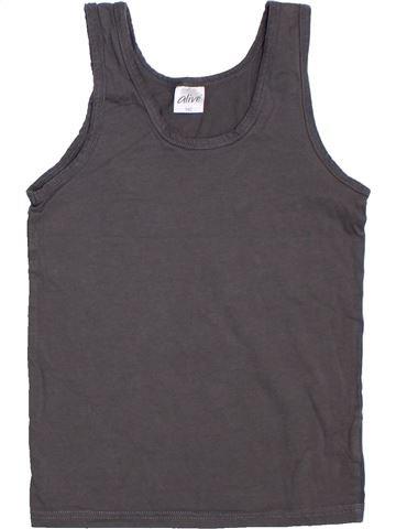 Camiseta sin mangas niña ALIVE marrón 10 años verano #1277917_1