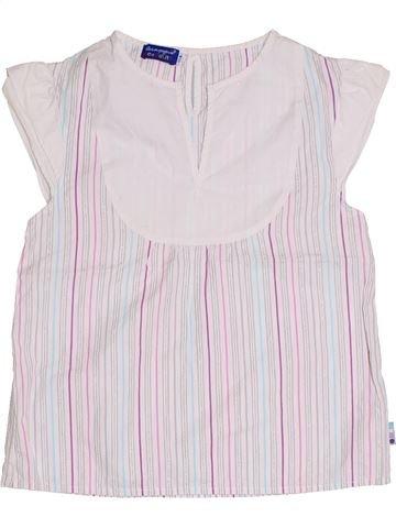 Blusa de manga corta niña LA COMPAGNIE DES PETITS blanco 10 años verano #1278354_1