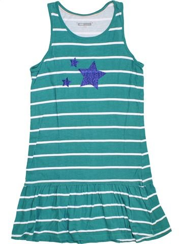 Robe fille KID'S GRAFFITI vert 12 ans été #1278813_1