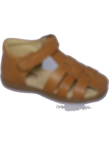 Sandalias niño BILLOWY marrón 20 verano #1278945_1
