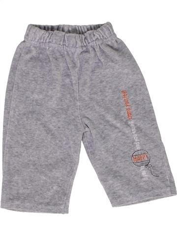Pantalon garçon OKAY gris 6 mois hiver #1279010_1