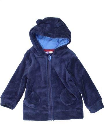 Chaleco niño LUPILU azul 3 años invierno #1279272_1
