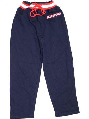 Pyjama 1 pièce garçon KAPPA bleu 8 ans hiver #1280303_1