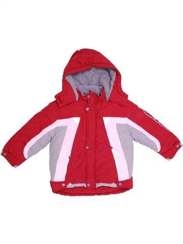 Abrigo niña X-MAIL rojo 6 años invierno #1281665_1
