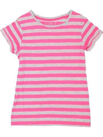 Camiseta de manga corta niña PRIMARK rosa 10 años verano #1283777_1