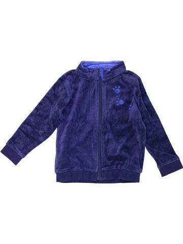Chaleco niño LUPILU azul 2 años invierno #1284015_1