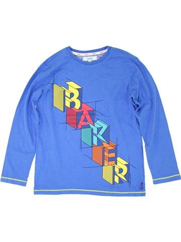 T-shirt manches longues garçon TED BAKER bleu 10 ans hiver #1284312_1