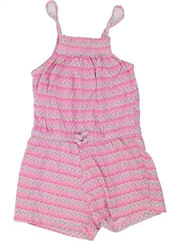 Combinación corta niña PRIMARK rosa 7 años verano #1284404_1