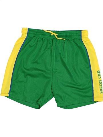 Pantalon corto deportivos niño ALIVE verde 12 años verano #1285225_1