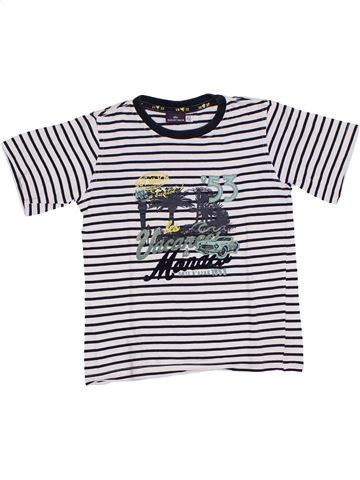 T-shirt manches courtes garçon SERGENT MAJOR bleu foncé 7 ans été #1285544_1