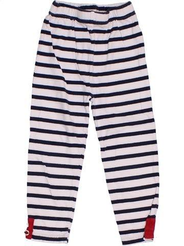 Pantalon fille TERRE DE MARINS noir 2 ans hiver #1285598_1