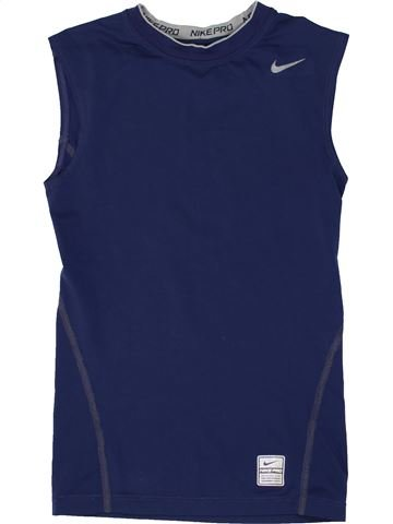 Camiseta deportivas niña NIKE azul 10 años verano #1286729_1