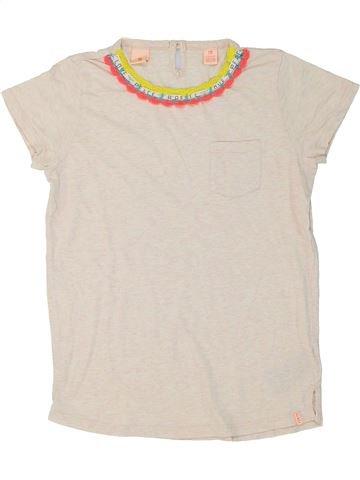 T-shirt manches courtes fille SCOTH R'BELLE violet 12 ans été #1286805_1