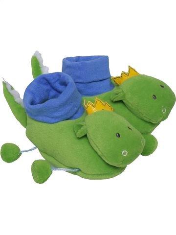Pantuflas niño SANS MARQUE verde 6 meses invierno #1287335_1