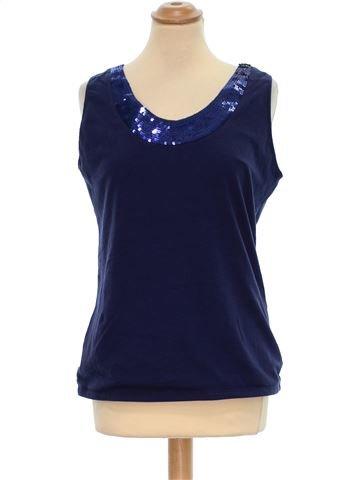 Camiseta sin mangas mujer M&S 44 (L - T3) verano #1290182_1