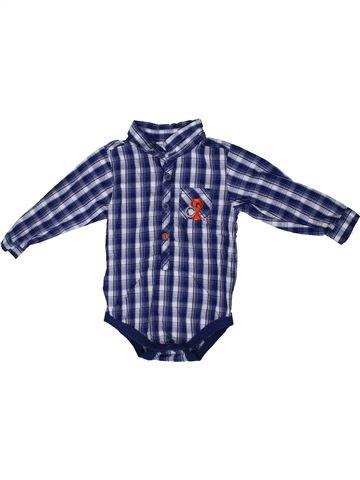 Camisa de manga larga niño ERGEE azul 2 años invierno #1290231_1