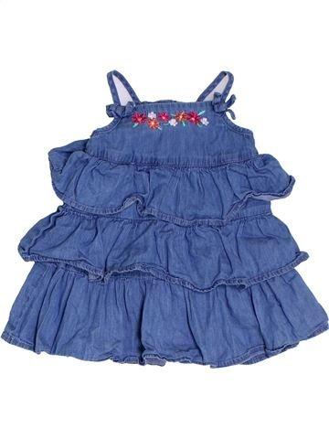 Vestido niña MINOTI azul 2 años verano #1290435_1