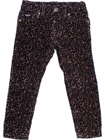Pantalón niña MOTHERCARE marrón 3 años invierno #1291874_1