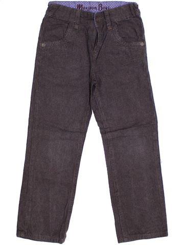 Pantalon garçon MONSOON gris 6 ans hiver #1293696_1