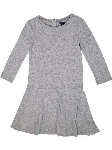 Vestido niña GAP gris 11 años invierno #1294399_1