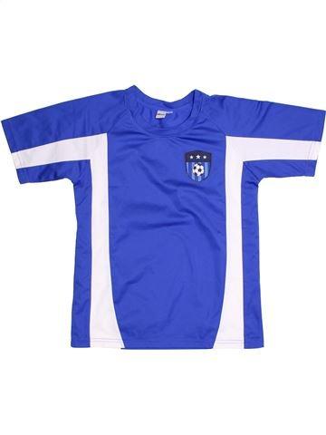 Pantalon corto deportivos niño ALIVE azul 10 años verano #1294426_1