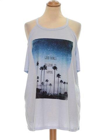 Camiseta sin mangas mujer PAPAYA 46 (XL - T3) verano #1294673_1