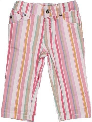 Pantalón corto niña MARKS & SPENCER rosa 3 años verano #1295028_1