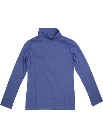 Camiseta de cuello alto niño ALIVE azul 12 años invierno #1295277_1