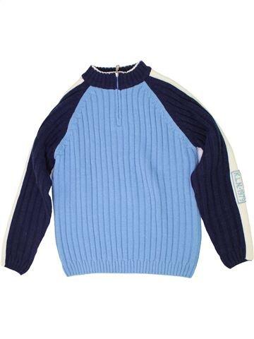 Pull garçon ASTROLABIO bleu 13 ans hiver #1295434_1