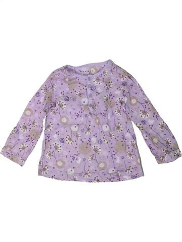 Túnica niña NUTMEG violeta 2 años invierno #1295468_1