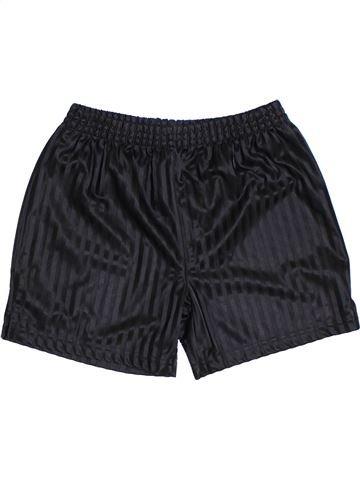 Pantalon corto deportivos niño GEORGE azul oscuro 13 años verano #1296308_1