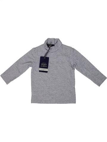 Camiseta de cuello alto niño HEACH JUNIOR gris 6 años invierno #1297190_1