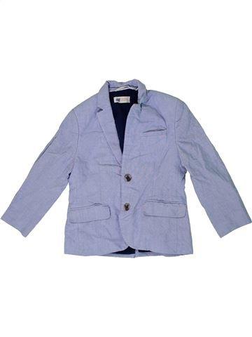 Veste garçon H&M bleu 5 ans été #1297403_1