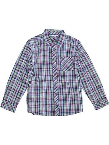 Camisa de manga larga niño JOHN LEWIS gris 10 años invierno #1297706_1