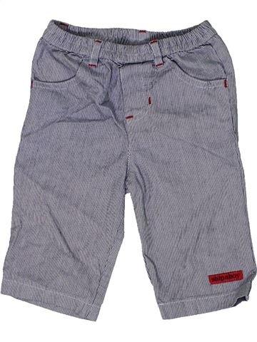 Pantalon garçon ZIP ZAP gris 6 mois été #1297954_1