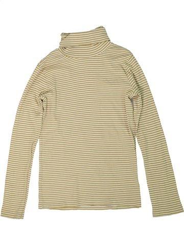 Camiseta de cuello alto niña NEXT beige 11 años invierno #1298111_1