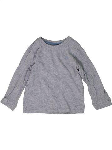 Camiseta de manga larga niño MATALAN gris 3 años invierno #1298383_1