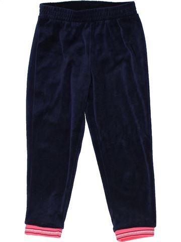 Pantalon fille BILLIEBLUSH noir 4 ans hiver #1298388_1