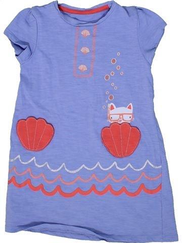 Camisón niña MOTHERCARE azul 4 años verano #1298531_1