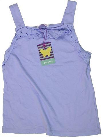Camiseta sin mangas niña JOHN LEWIS violeta 12 años verano #1298680_1