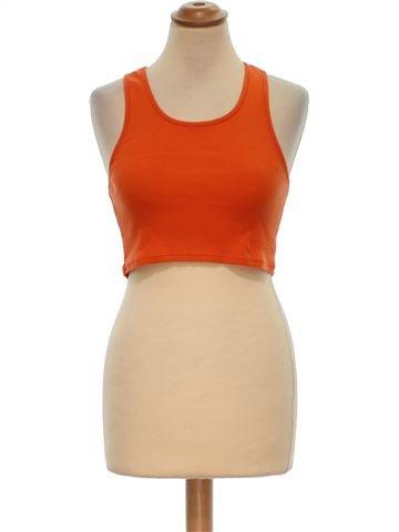 Camiseta sin mangas mujer TOPSHOP 38 (M - T1) verano #1298853_1