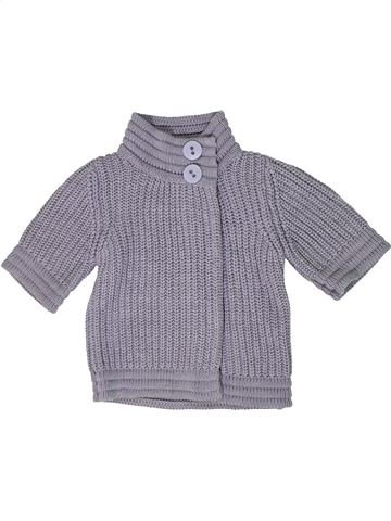 Gilet fille LOVED & FOUND gris 9 ans hiver #1299581_1