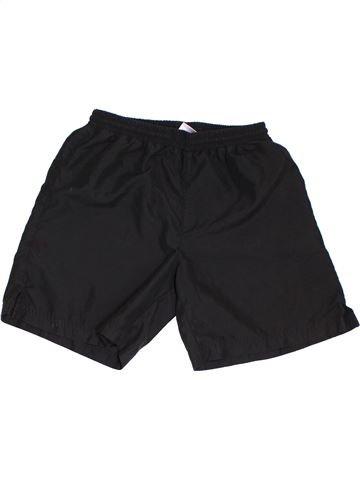 Pantalon corto deportivos niño PBSPORT azul oscuro 13 años verano #1299630_1