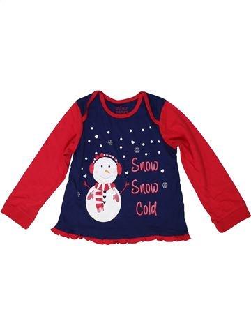 Camiseta de manga larga niña MATALAN rojo 4 años invierno #1299905_1