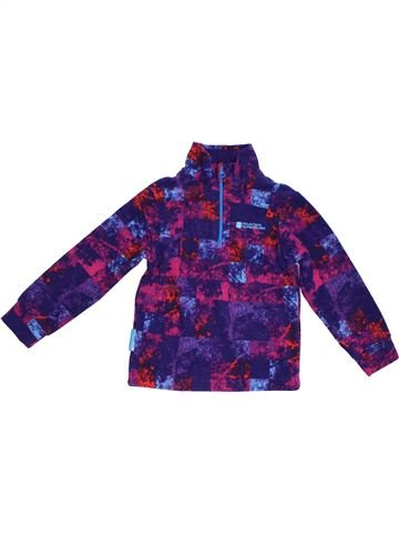 Pull fille MOUNTAIN WAREHOUSE violet 6 ans hiver #1300096_1