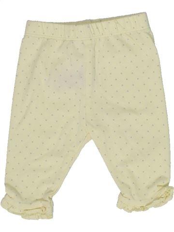 Legging niña MOTHERCARE beige 1 mes verano #1300370_1