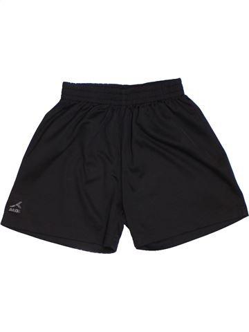 Pantalon corto deportivos niño AKOA negro 8 años verano #1300737_1
