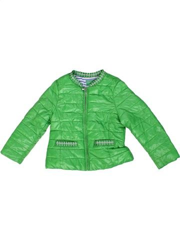 Plumífero niña BENETTON verde 4 años verano #1300854_1